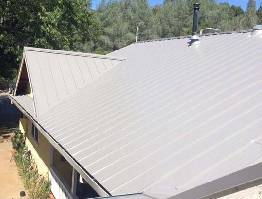 roof installed in Columbia, CA