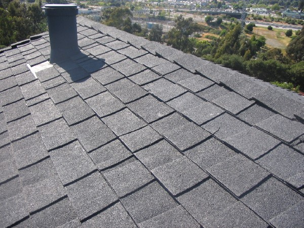 roof re-tiled by our roofers in San Ramon, California