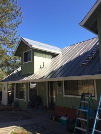 metal residential roofing