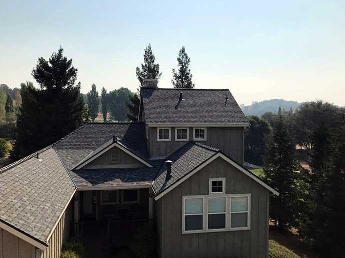 New roof installed in Sonora, CA