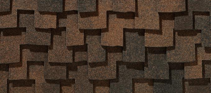CP Aged bark shingles