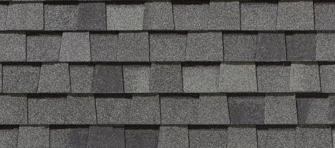 Granite Gray shingles