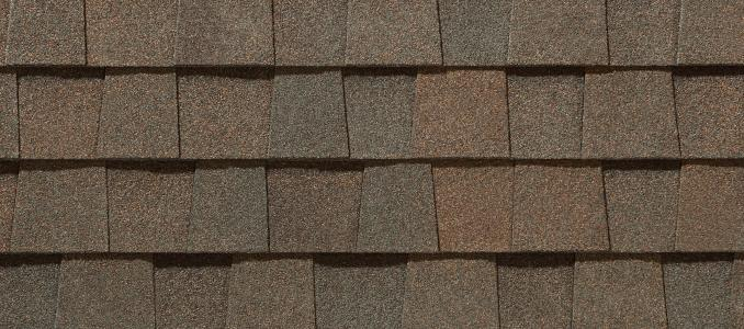 Hether Blend shingles