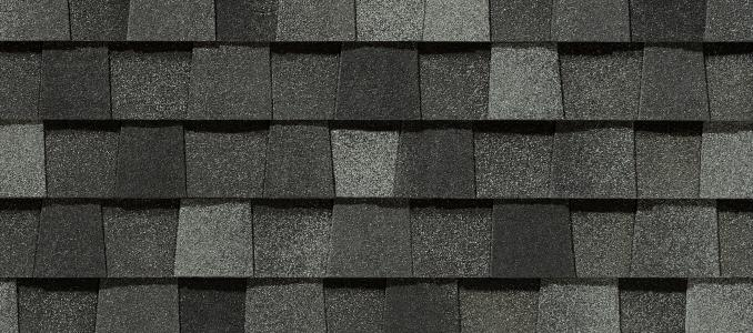 Thunder Storm Gray shingles