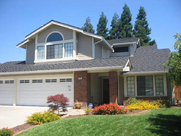 Roof replacement in Pleasanton, California