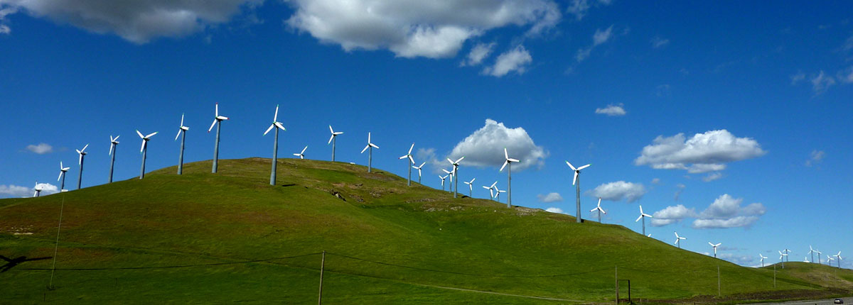 Livermore Windmills by Dave Parker on Flickr