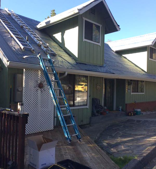 preparing for a new roof installation
