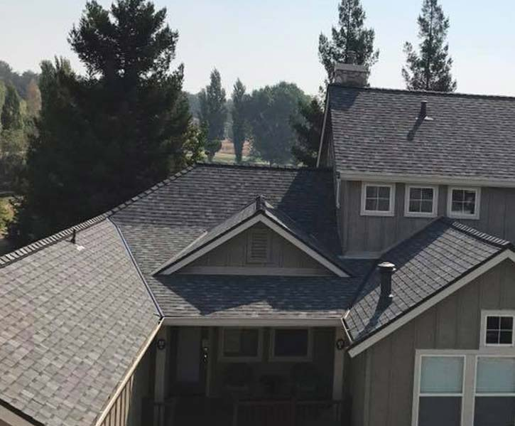 as the best roofer in Modesto we have installed a new roof