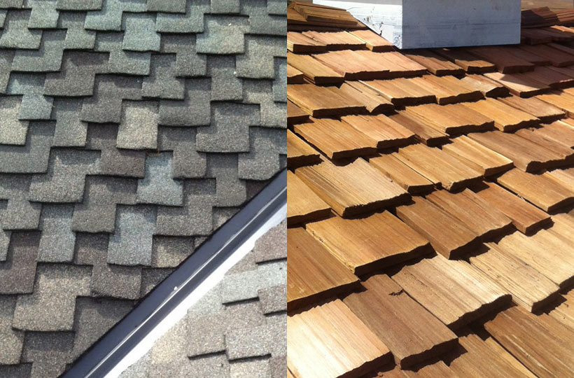 Shingle Vs Shake Roofs Which One Is Right For Your Roof
