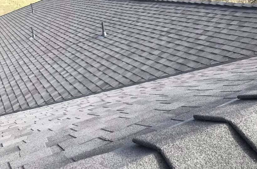 a well maintained roof