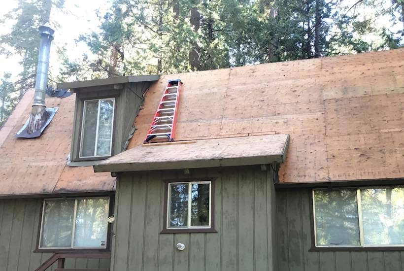 what is roof decking?